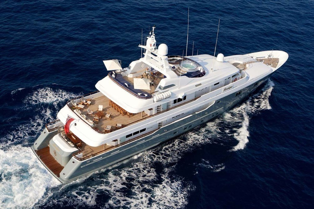proteksan 163  u0026gt  luxury yacht for charter in france with france yacht charter